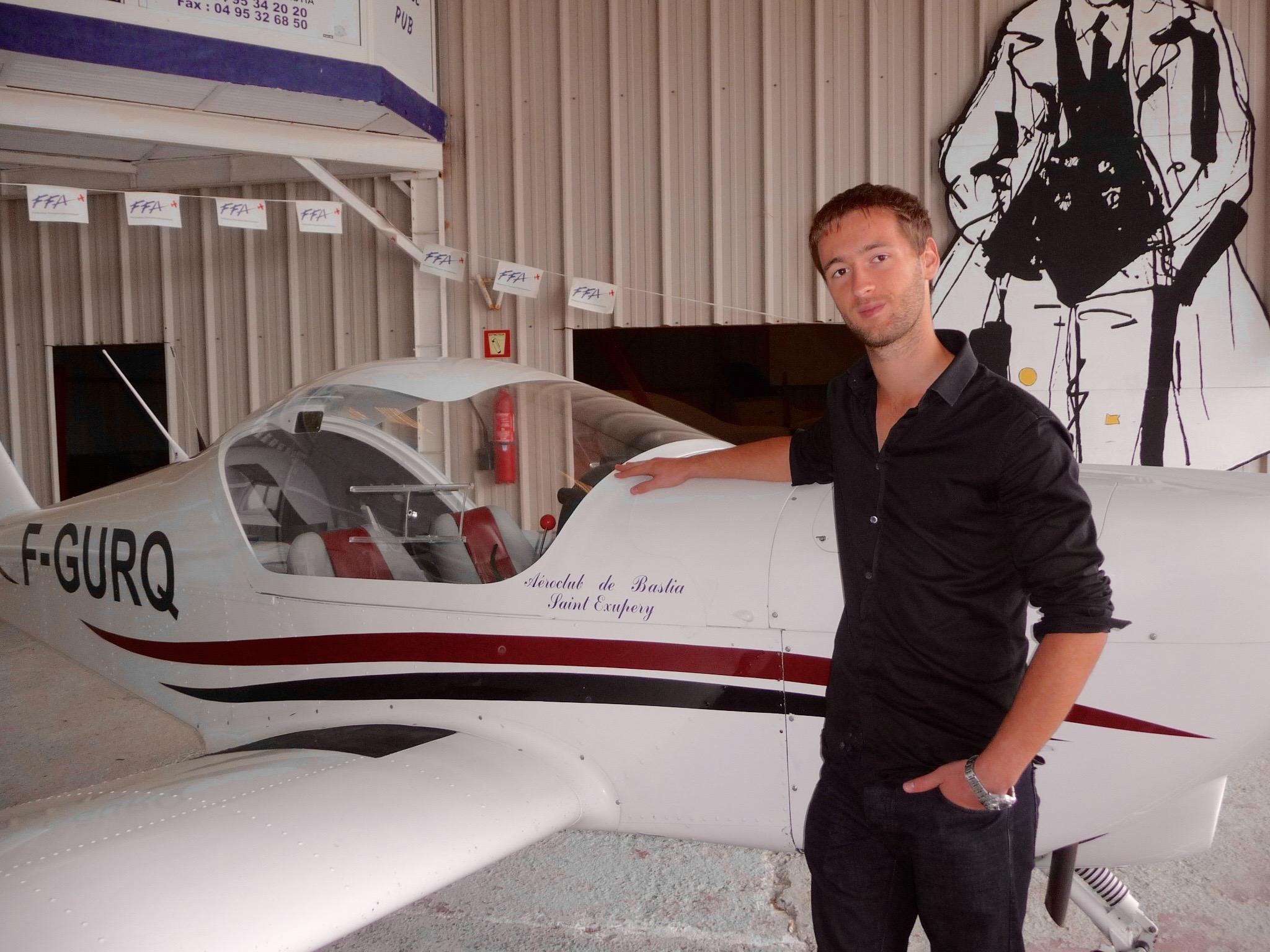 Contrôleur à Orly et pilote à Saint-Exupéry